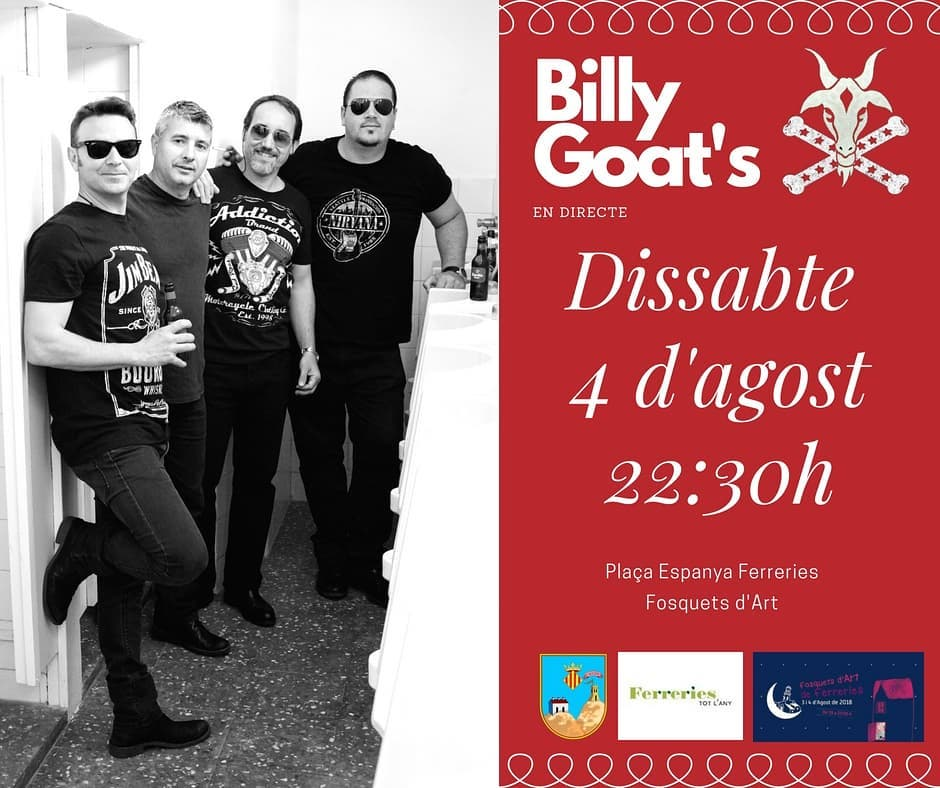 Concert Billy Goat's