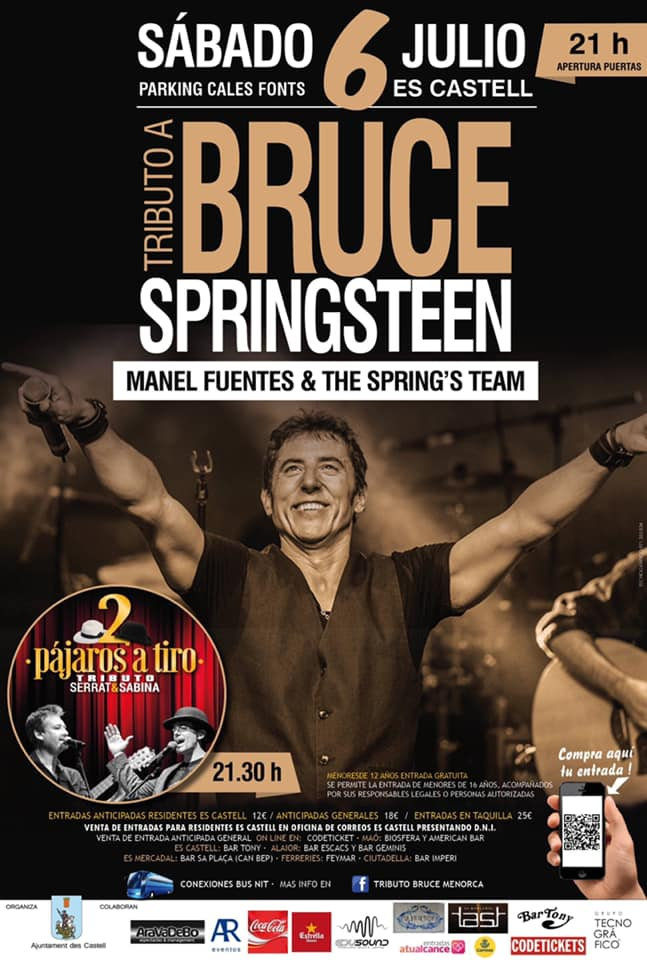 Tribut a Bruce Springsteen